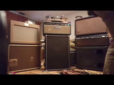 Dirt Channels! TK Sky King Vs Carr Slant 6v Vs Bandmaster W/ Pedals