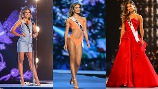 ¿Nueva Miss Universo Colombia? PRELIMINAR Completa 2018 Valeria Morales