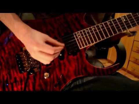 Mateusz Badura - Ibanez RG870 QM Premium - Rock Solo