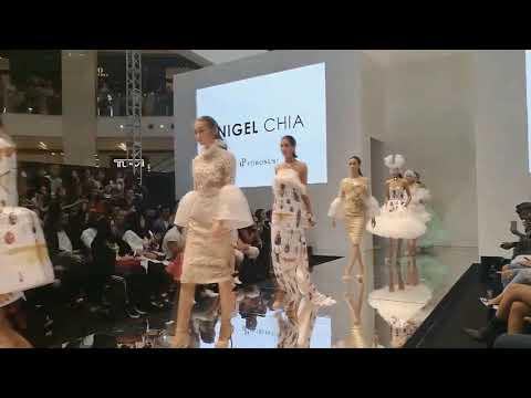 Nigel Chia Artisananl Collection 2017/18 Runway Kuala Lumpur Fashion Week 2017