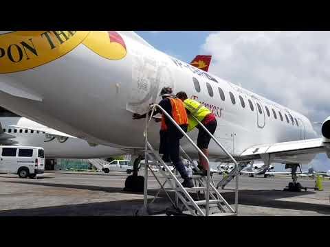 Cayman Airways 50th Anniversary Aircraft Decals