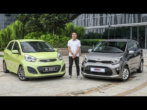 FIRST LOOK: 2018 Kia Picanto in Malaysia - RM49,888