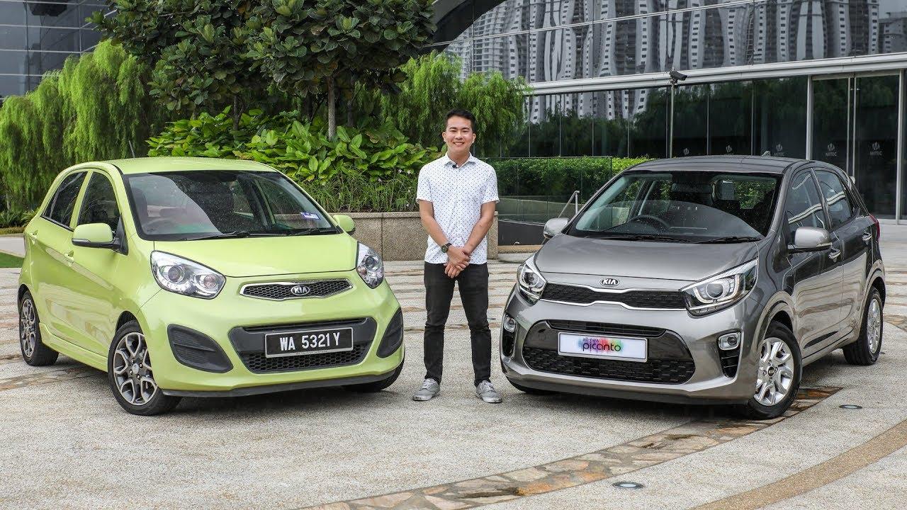 first look: 2018 kia picanto in malaysia - rm49,888 - youtube