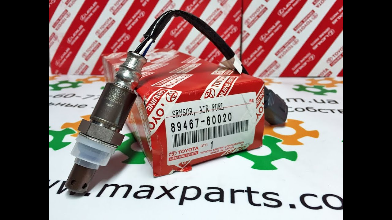 8946560300 89465 60300 Лямбда зонд датчик кислородный Toyota Land Cruiser 100 Lexus LX 470