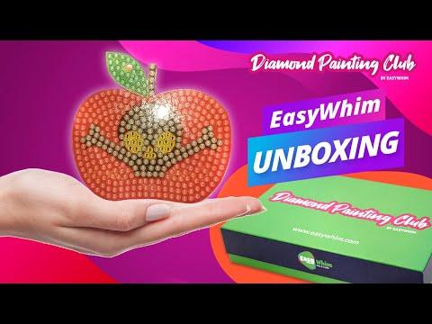 Diamond Painting Club - Unboxing