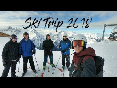 Les Deux Alpes 2018    VLOG