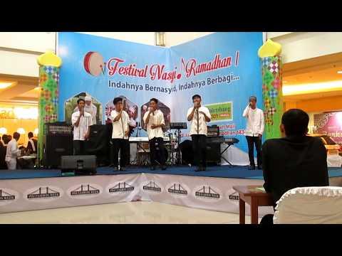 Gradasi - Pesembahan Cinta (Festival Nasyid Ramadhan)
