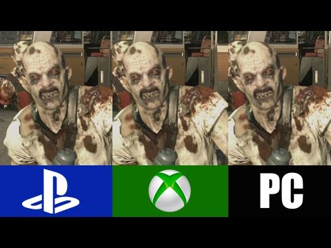 Dying Light | P... Xbox One Vs Ps4 Comparison Graphics