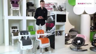 nuna zaaz kinderstoel productvideo review nl be