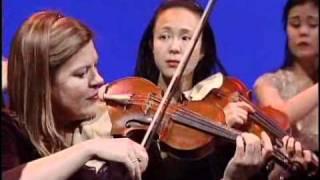 Hiver (Winter) - Vivaldi  - Par la violoniste  Cynthia Roberts