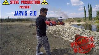 PROGETTO ARDUINO: JARVIS 2.0 TEST FUOCO