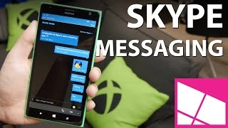 Messaging Skype & Skype Video Preview for Windows 10 Mobile screenshot 5