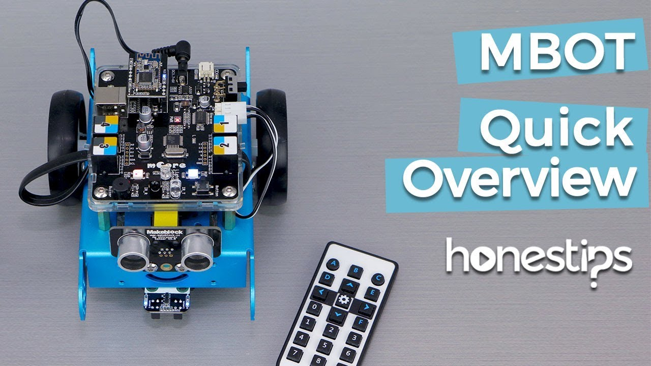 MBOT by Makeblock  Quick Overview