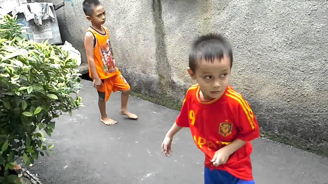 anak kecil tawuran lucu bangetmp youtube