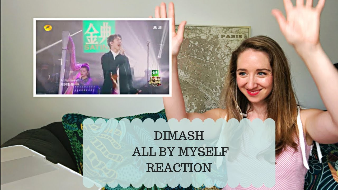 Voice Teacher Reacts Dimash All By Myself