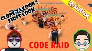 Roblox - Clone Tycoon 2 - First look?