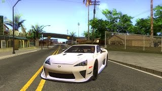 Gta San Andreas how to install car mods
