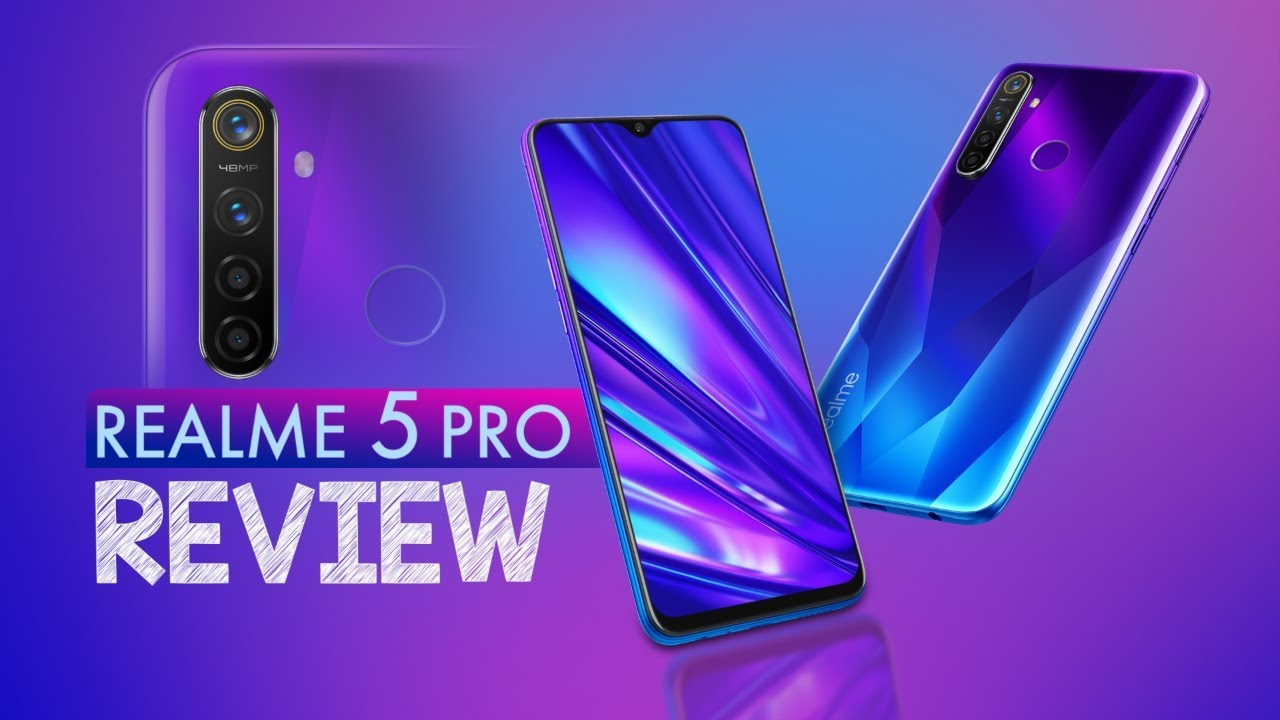 Realme 5 Pro review: Powerful, stylish smartphone that