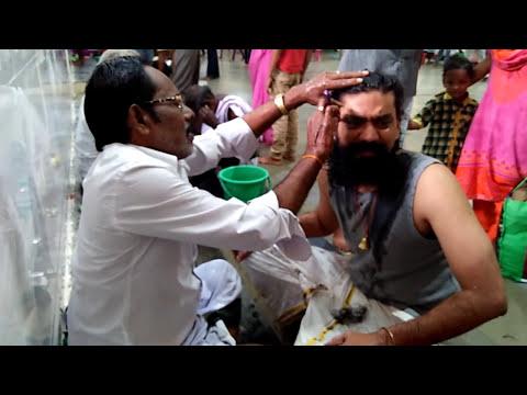 Tirumala  Tirupathi Gundu..Tonsure Ritual..17 months hair For lord...om venkatesa