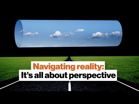Navigating reality: It's all about perspective   Daniel Schmachtenberger