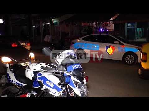 Report TV - Si ndodhi përplasja në Laprakë takimi rastësor i dy biznesmenëve