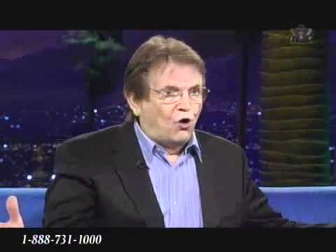 Reinhard Bonnke Living a life of fire on TBN 7-22-10 Part 1 of 2