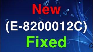 PS4 (E-8200012C) New FIX