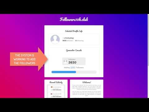 How to get free Instagram Followers fast in 2017
