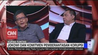 Jokowi, Antara KPK, Radikalisme dan Demokrasi
