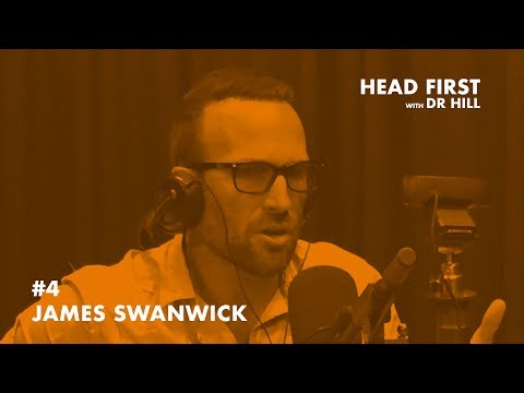 Ep4 - The 30-day No Alcohol Challenge and Sleep Hacking with James Swanwick