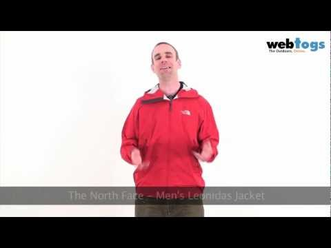 d7cdfd0ce The North Face Men's Leonidas Jacket - Stretchy, waterproof ...