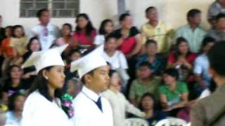 Sta. Teresa College High School Department: 56th Commencement Exercises [Processional]