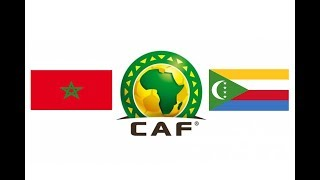 Highlight Maroc vs Comores. Eliminatoires CAN