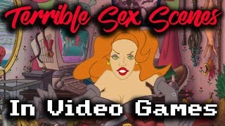 Why Are Video Game Sex Scenes So Bad?