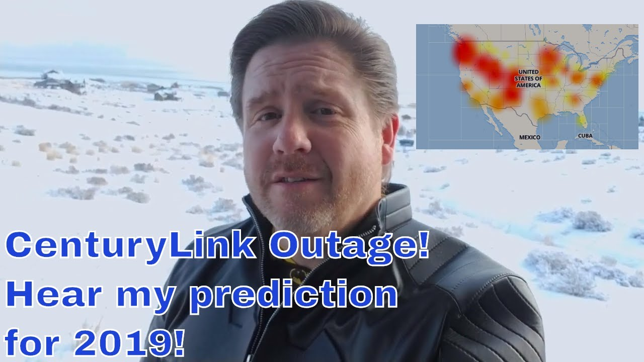 CenturyLink is DOWN! (oh, my) | Dale Dumbs IT Down
