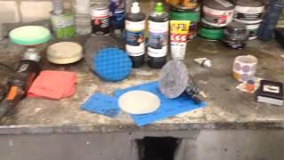 видео Как правильно выполнить абразивную полировку вашего автомобиля?
