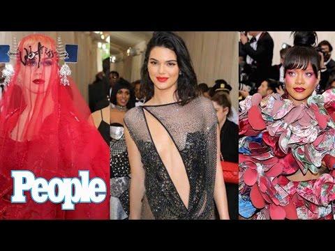 2017 Met Gala Fashion Breakdown: Rihanna, Selena Gomez, Kendall Jenner & More | People NOW | People