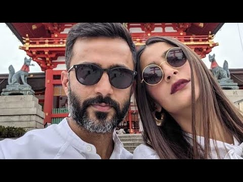 Sonam Kapoor's Japan Getaway With Hubby Anand Ahuja Is Total Bliss | SpotboyE Mp3
