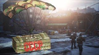 Tom Clancy's The Division Survival —  САМОЕ МОЩНОЕ ВЫЖИВАНИЕ В РОЖДЕСТВО!!