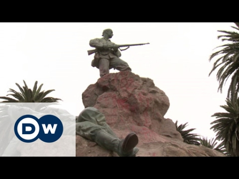 Namibians want Germany to remove monuments | World Stories