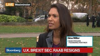 Gina Miller Calls Second Brexit Referendum