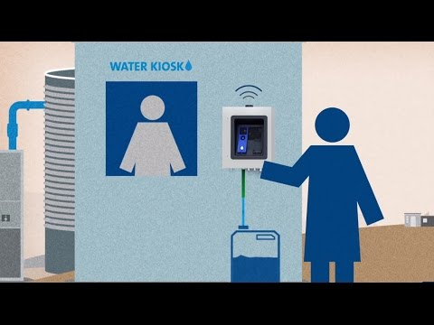 What is Grundfos Lifelink water solutions?
