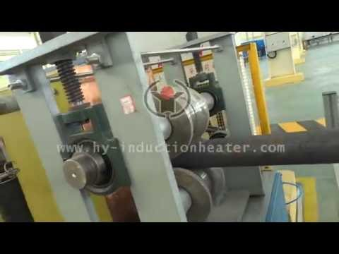 Grinding Ball Rolling Mill Working
