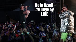 Bolo Azadi Song | Gully Boy | DIVINE, Ranveer Singh