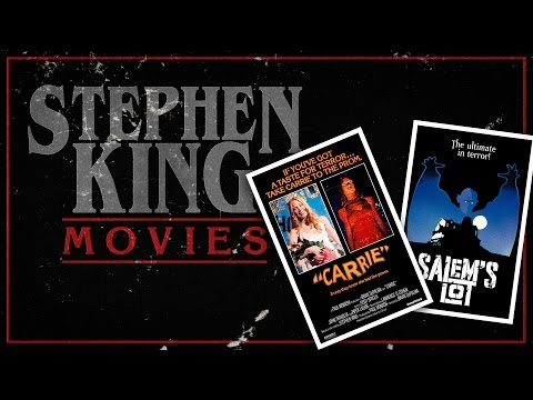 Stephen King Movies: Carrie & Salem's Lot