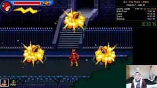 Justice League Heroes : The Flash - Speedrun - 50:08