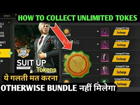 How To Get Gentlemen Costume In Free Fire - How To Claim And Exchange Suit Up Tokens - Free Fire