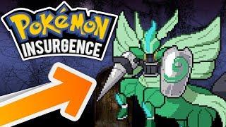 MEGA DELTA BISHARP! LODOWE MIASTO? STANDARD! - Let's Play Pokemon Insurgence #41