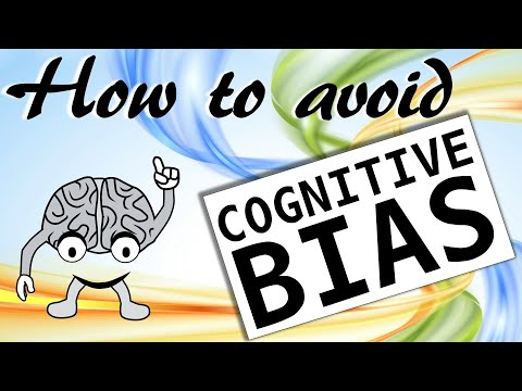 How Scientists Can Avoid Cognitive Bias