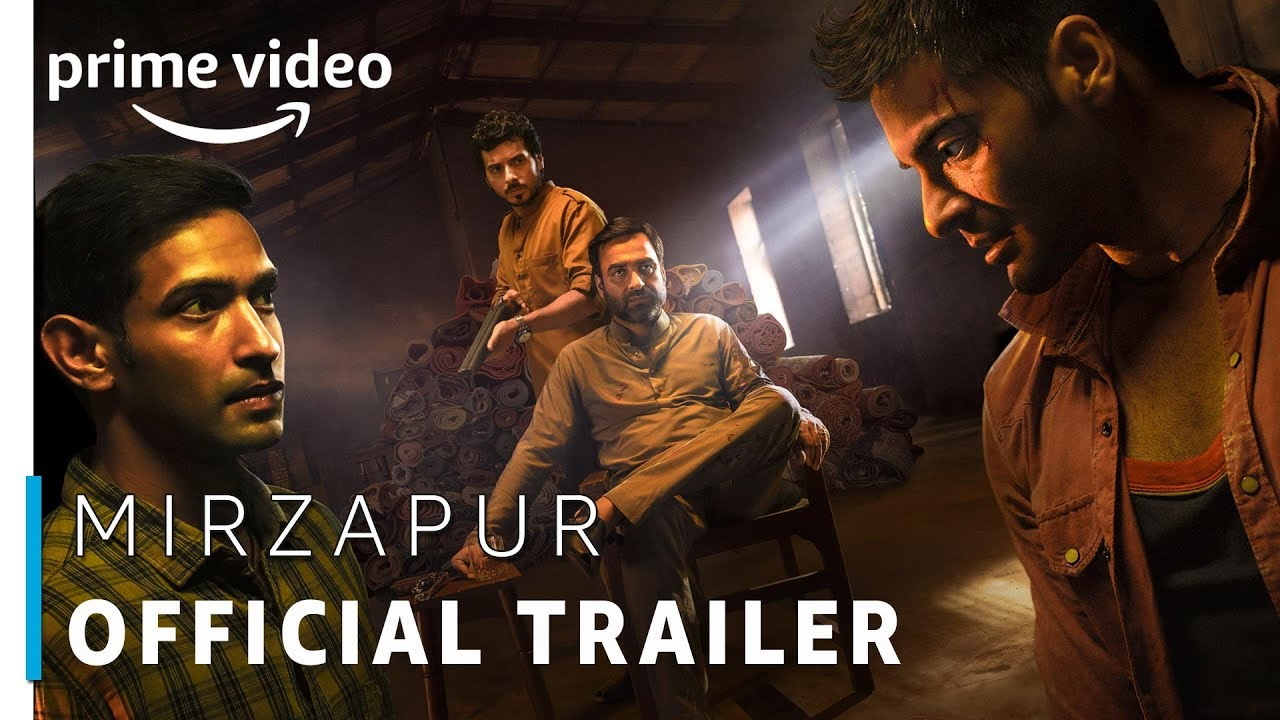 Download Mirzapur - Official Trailer (UNCUT) 2018 | Rated 18+ | Amazon Prime Original